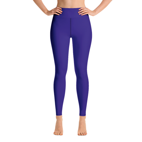 P&P Yoga Leggings Classic Purple