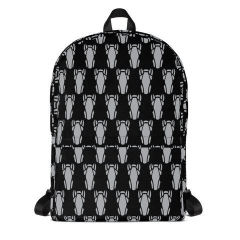 P&P Backpack Black/Grey