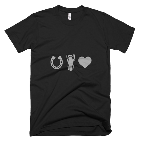 P&P T-Shirt Love Logo