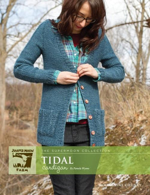 Juniper Moon Tidal Cardigan