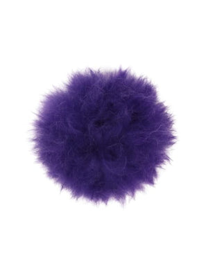 Alpaca Pom Pom - Dyed Colors