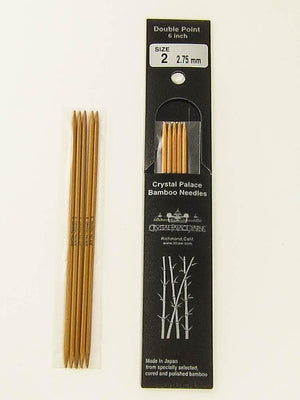 "6"" Double-Pointed Needles"