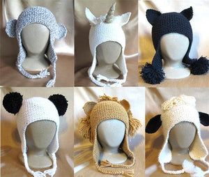 Knitting Pure & Simple 1306 - Animal Hats