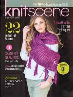 Knitscene Magazine - Fall 2015