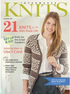 Interweave Knits Summer 2015