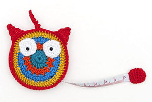 Tape Measure - Owl
