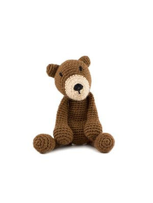 Penelope the Brown Bear