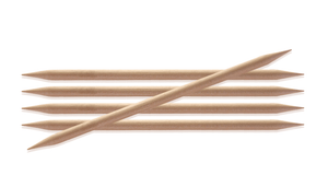 Knitter's Pride Basix Birch Double-pointed Needles - #19 (15.0mm)