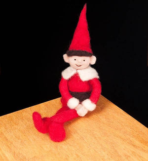 Needle Felting Kit - Elf