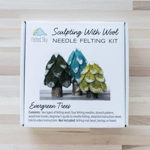 Evergreen Trees Kit