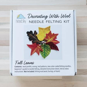Fall Leaves Kit