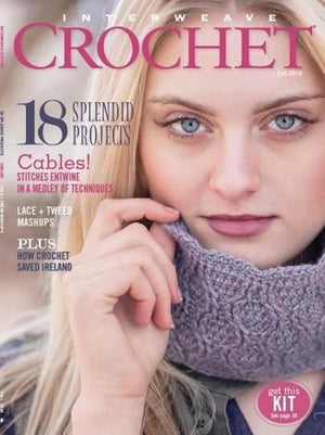 Interweave Crochet Fall 2016