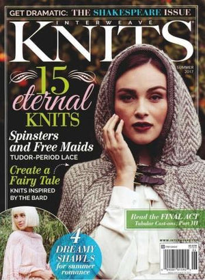 Interweave Knits Summer 2017