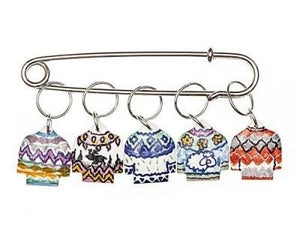 Wood Stitch Markers - Sweaters