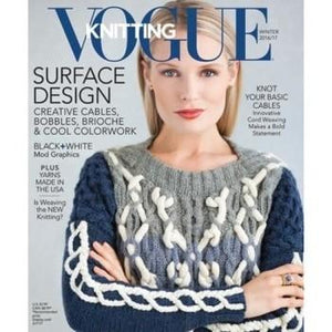 Vogue Knitting Winter 2016/2017