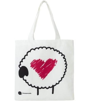 Boye Tote Sheep with Heart