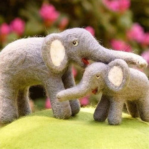Needle Felting Kit - Elephant