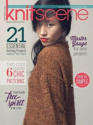 Knitscene Magazine - Winter 2015