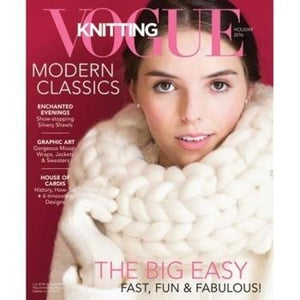 Vogue Knitting Holiday 2016