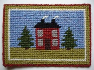 Needlepoint Sampler