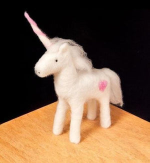 Needle Felting Kit - Unicorn