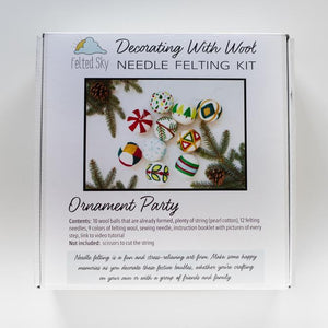Ornament Party Kit