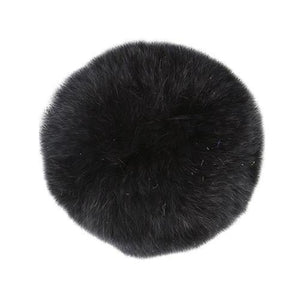 Rabbit Fur Pompon
