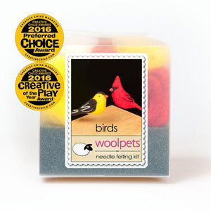 Starter Kit - Birds (includes foam pad)