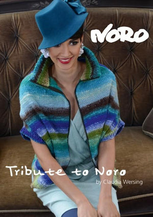 Tribute to Noro by Claudia Wersing