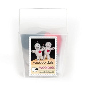 Needle Felting Kit - Voodoo Doll