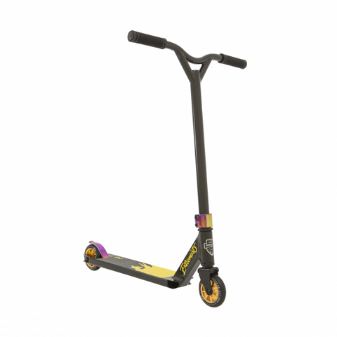 GRIT Extremist Scooter - Black Gold Metallic