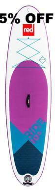 Red Paddle Co. - 2019 10'6 RIDE - Allrounder Purple