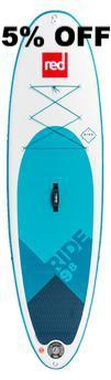 Red Paddle Co. 9'8 RIDE - Allrounder