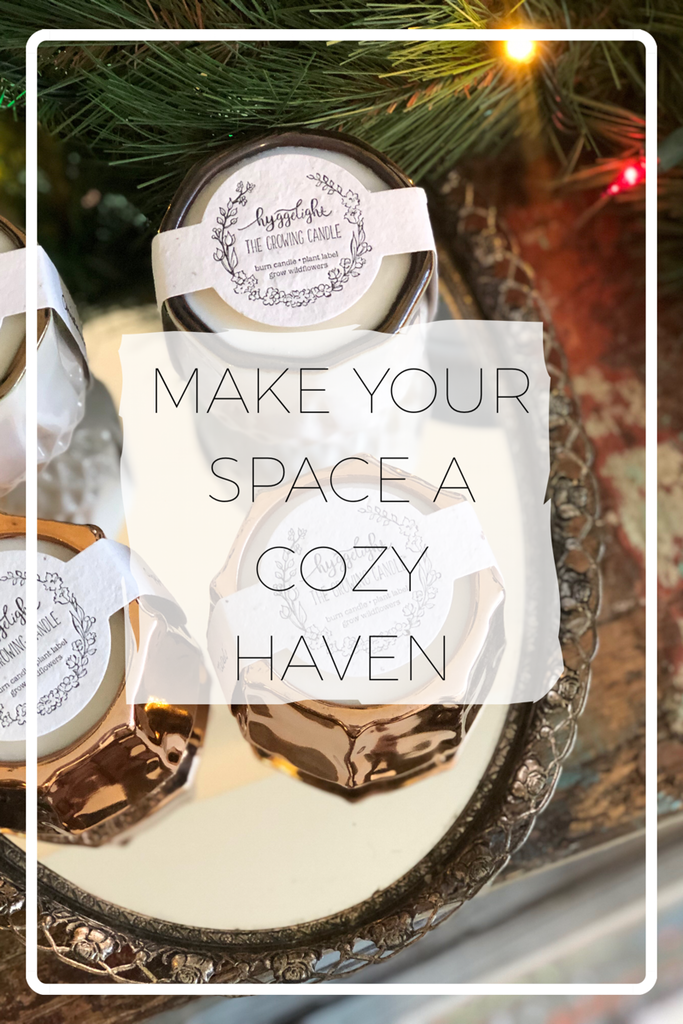 How To Make Your Space A Cozy Haven