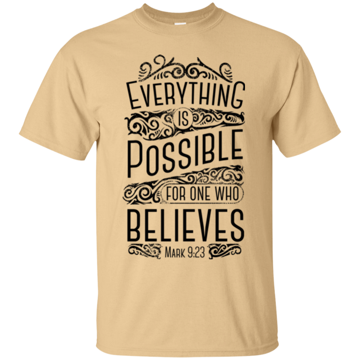 EVERYTHING IS POSSIBLE T-SHIRT