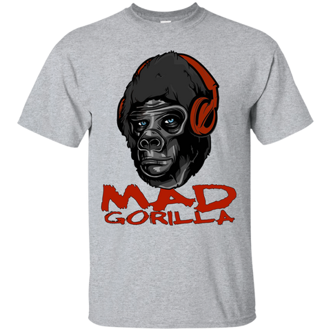 MAD GORILLA HEADPHONES T-SHIRT
