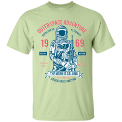 OUTERSPACE ADVENTURE T-SHIRT