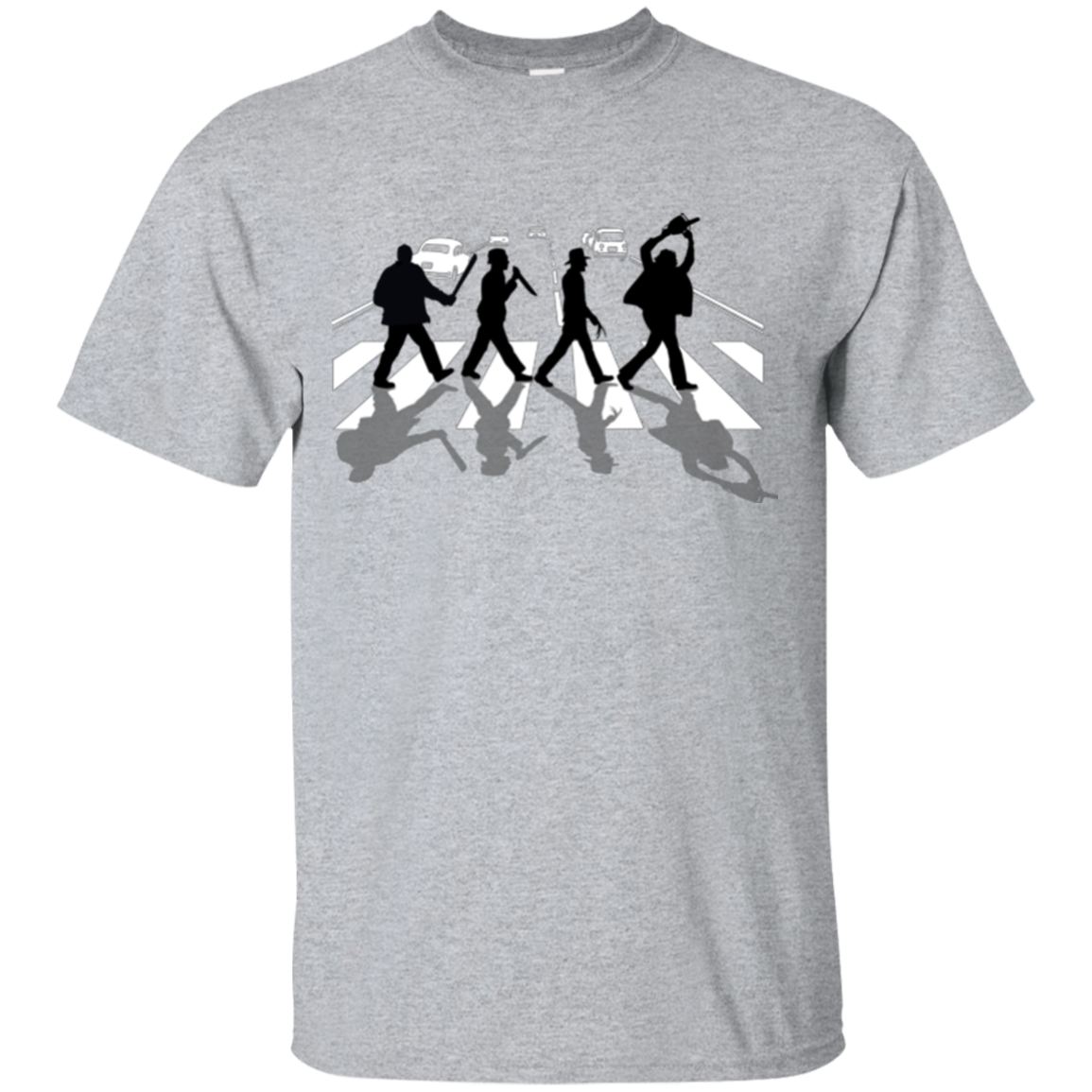 f212b059 ABBEY ROAD KILLER T-SHIRT – RealHumdinger