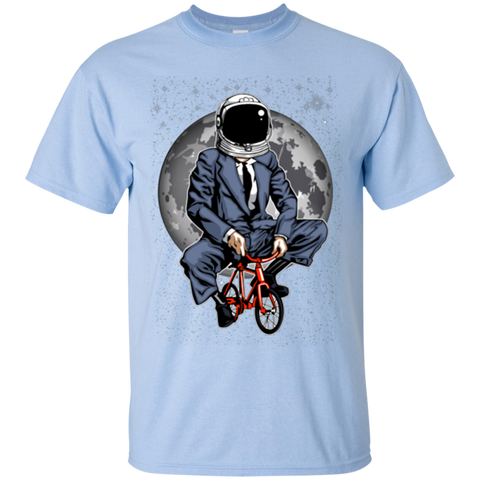 BIKE TO THE MOON T-SHIRT