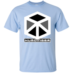 HUMDINGER ICON WHT T-SHIRT