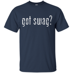 GOT SWAG? WHT T-SHIRT