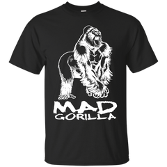 MAD GORILLA 1 WHT T-SHIRT