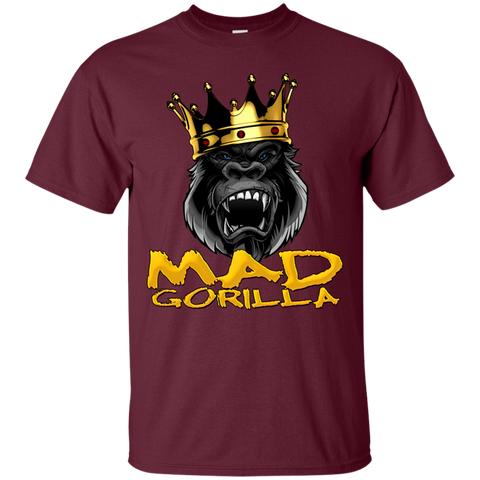 MAD GORILLA KING T-SHIRT