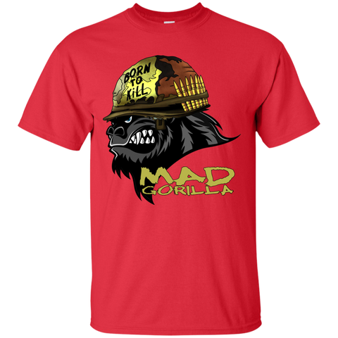 MAD GORILLA GORILLA WARFARE T-SHIRT