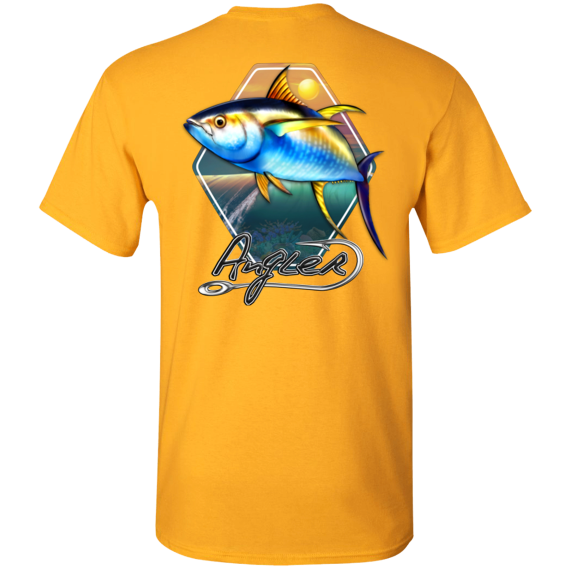 ANGLER TUNA1 T-SHIRT