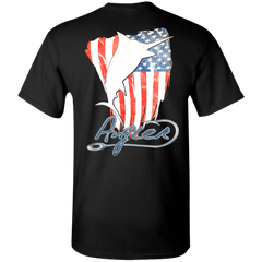 ANGLER AMERICAN SAILFISH T-SHIRT