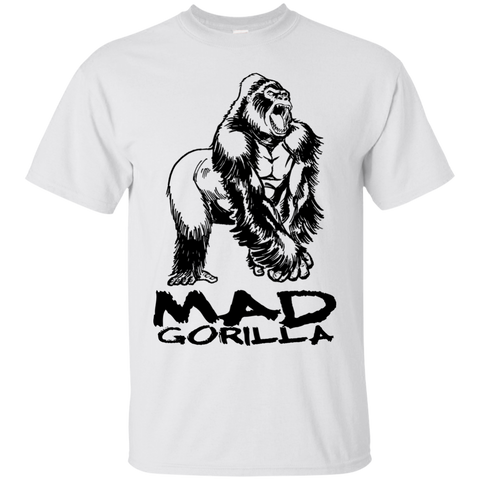 MAD GORILLA 1 BLK T-SHIRT