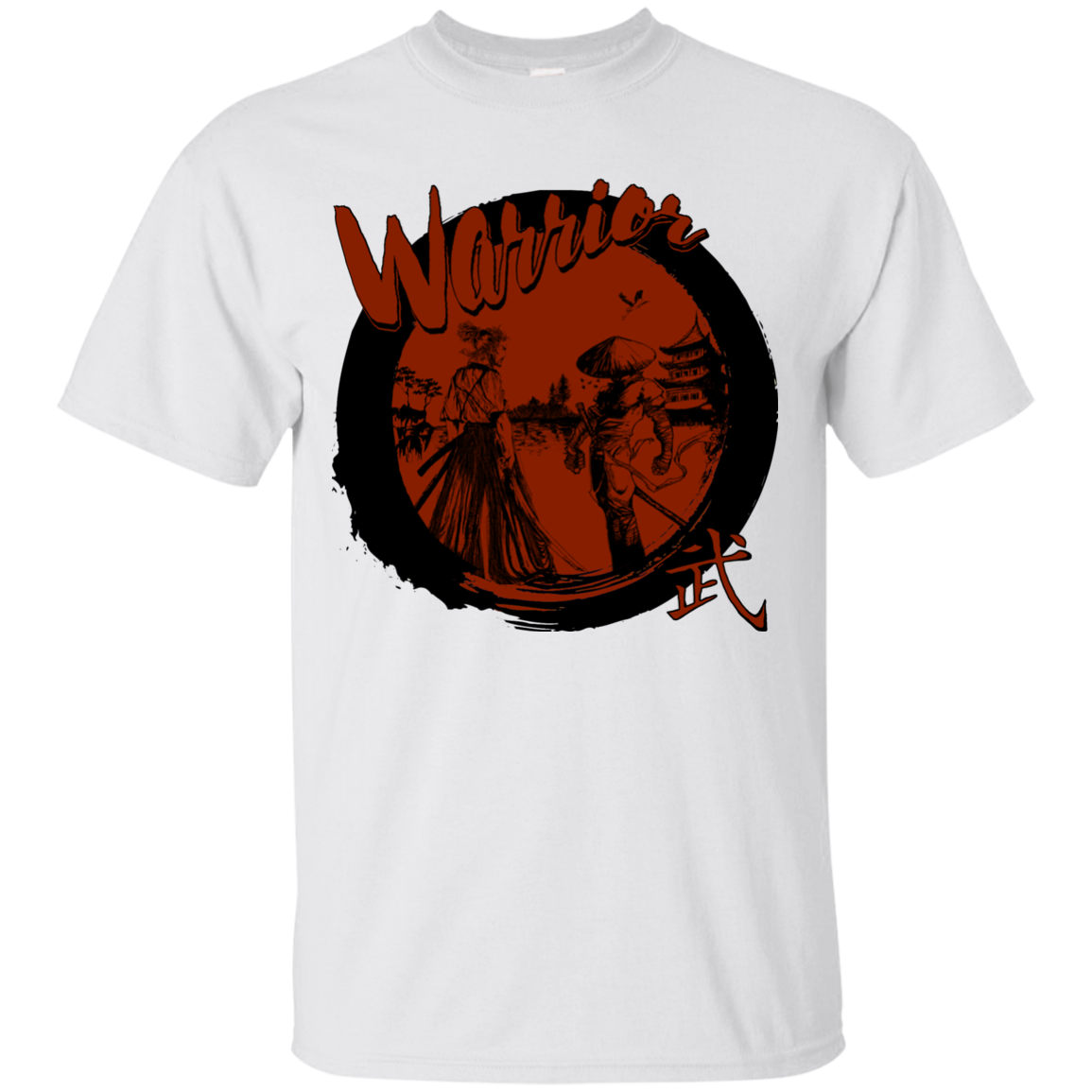 WARRIOR-ADVERSARY T-SHIRT