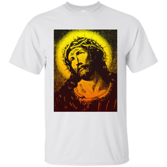 CHRIST CROWN OF THORNS T-SHIRT