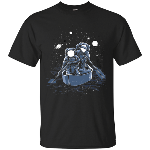 ACROSS THE GALAXY T-SHIRT